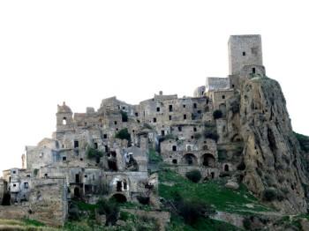Craco, il borgo fantasma