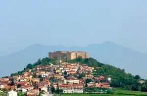 Il castello di Lagopesole