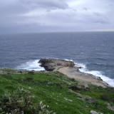 Leuca e la leggenda dei due innamorati Punta_Meliso