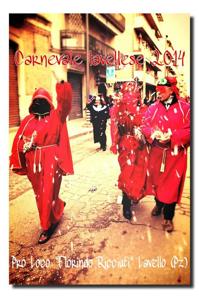 Carnevale di Lavello - maschere