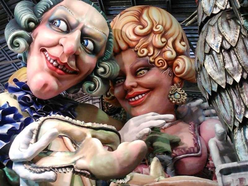 620esima edizione del Carnevale pugliese di Putignano