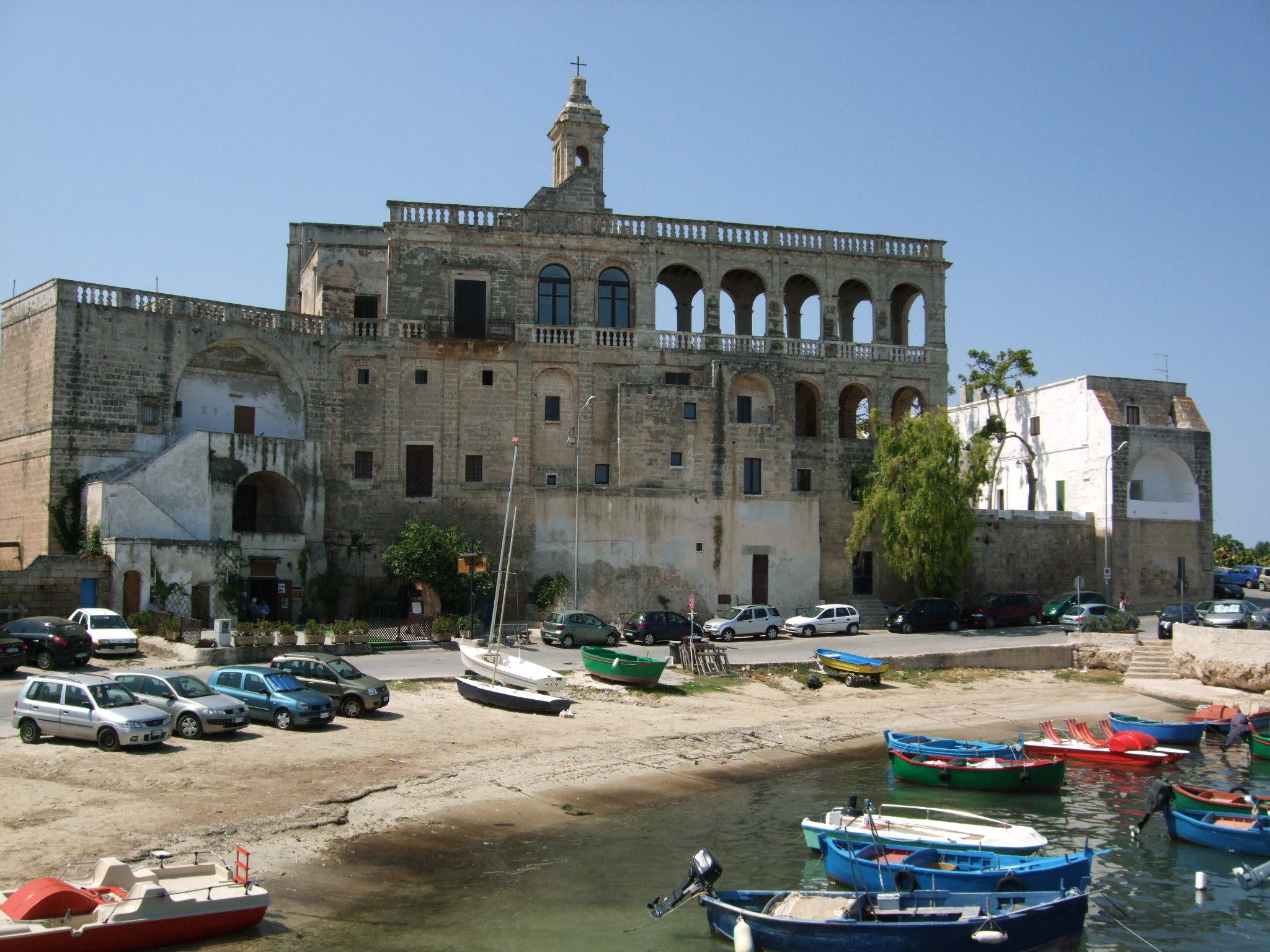 L'abbazia di San Vito a Polignano