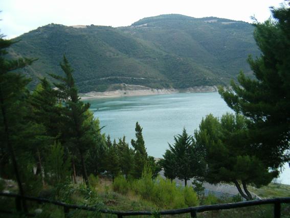 laghi in Puglia