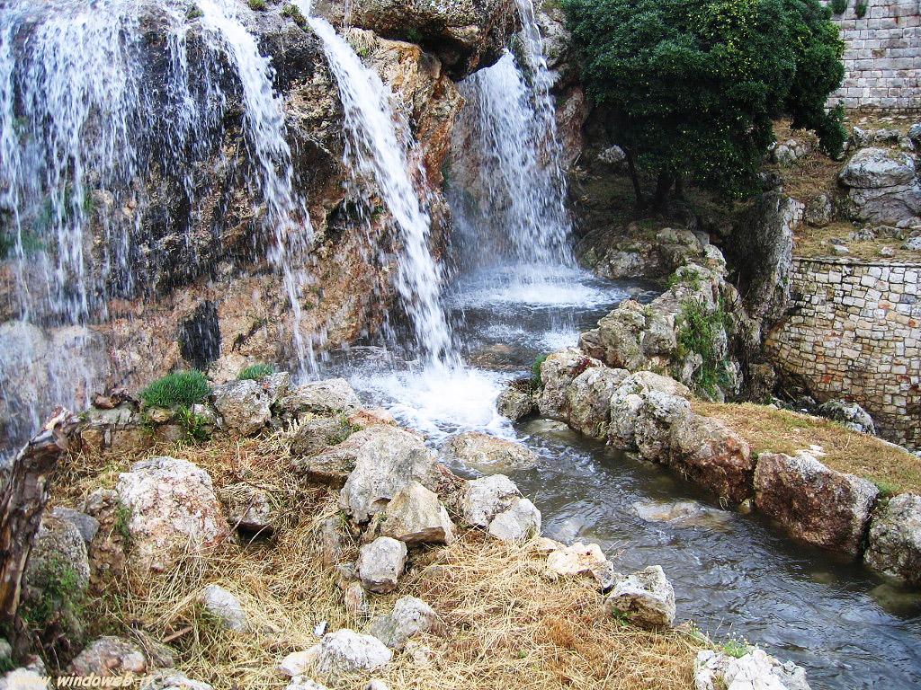La cascata pugliese di Santa Maria di Leuca