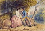 La romantica storia d'amore del merletto