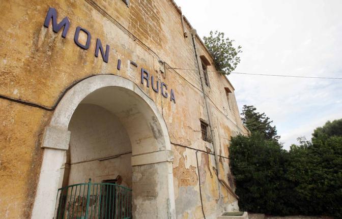 Monteruga il paese fantasma del Salento