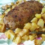 polpettone con patate