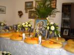 Falò devozionali, processioni e tavolate: la festa di San Giuseppe a San Marzano