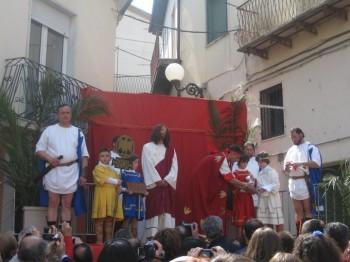processione Barile settimana santa