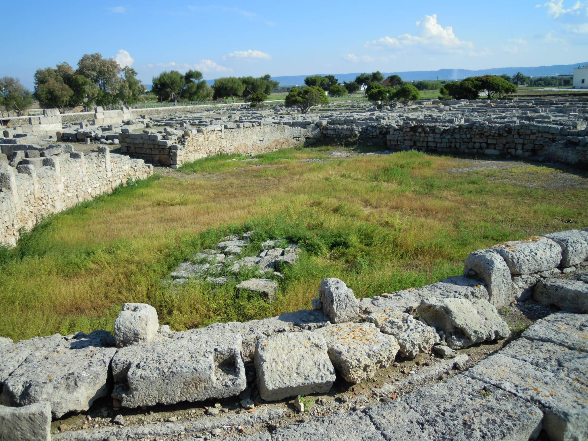 Il Parco Archeologico di Egnazia