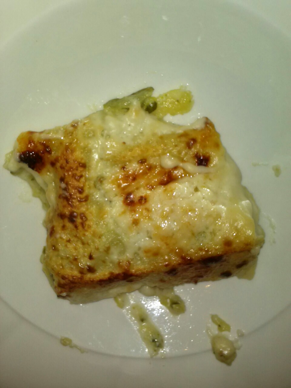 Lasagne light di zucchine biologiche