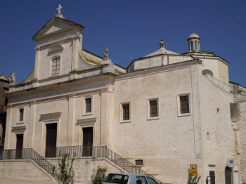 chiesa di san nicola - cisternino
