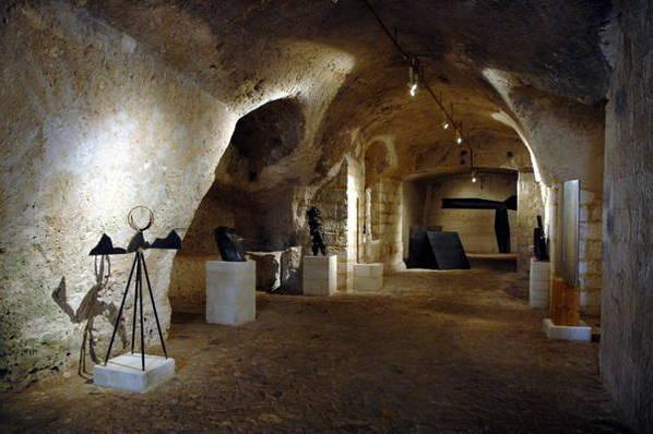 Musma, il museo dedicato alla scultura scavato nella grotta
