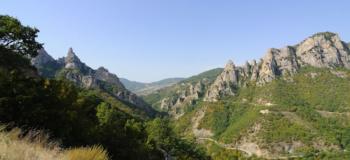 Dolomiti lucane in Basilicata