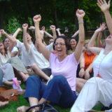 yoga della risata Puglia