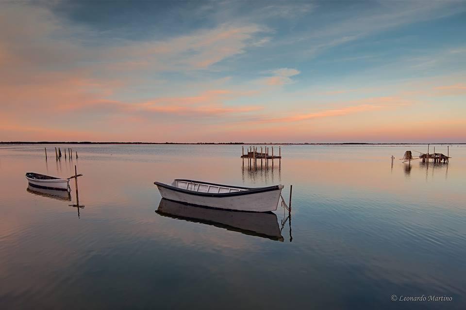 Lago di lesina Puglia