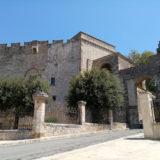 Panoramica Castello Dentice di Frasso