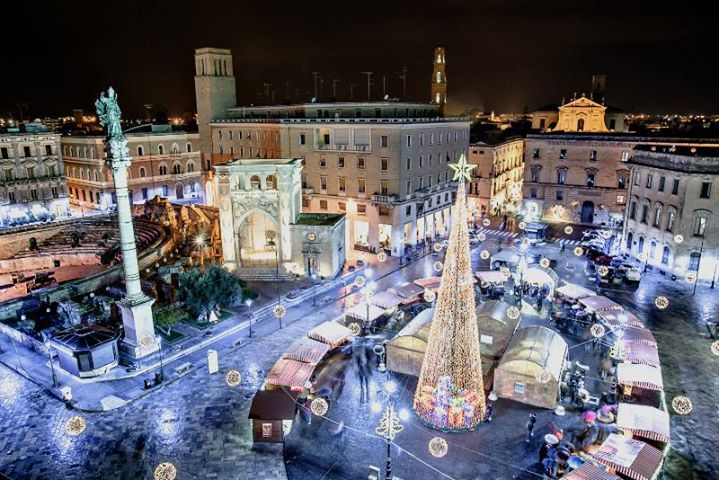 Mercatini Di Natale Lecce.L Elenco Di Tutti I Mercatini Di Natale In Puglia 2017 E