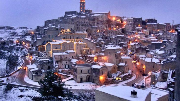 vacanze di natale a Matera