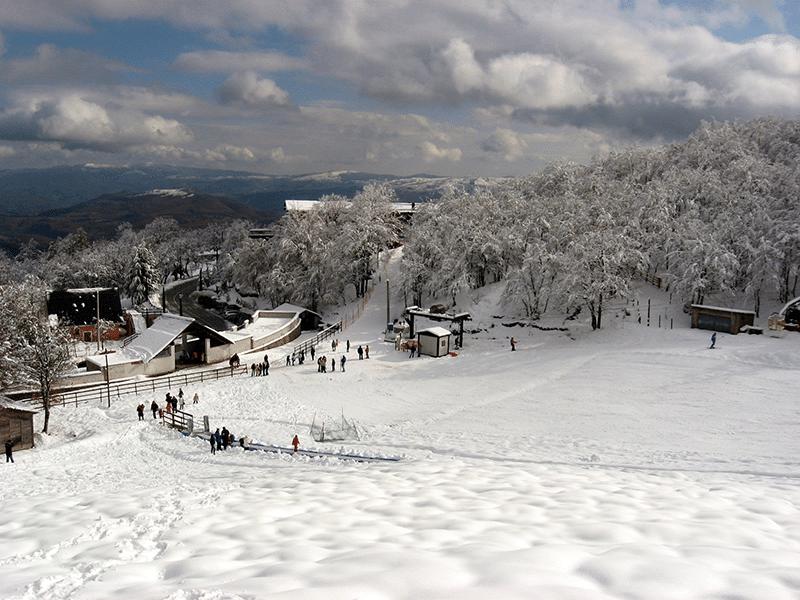 Dove sciare in Basilicata