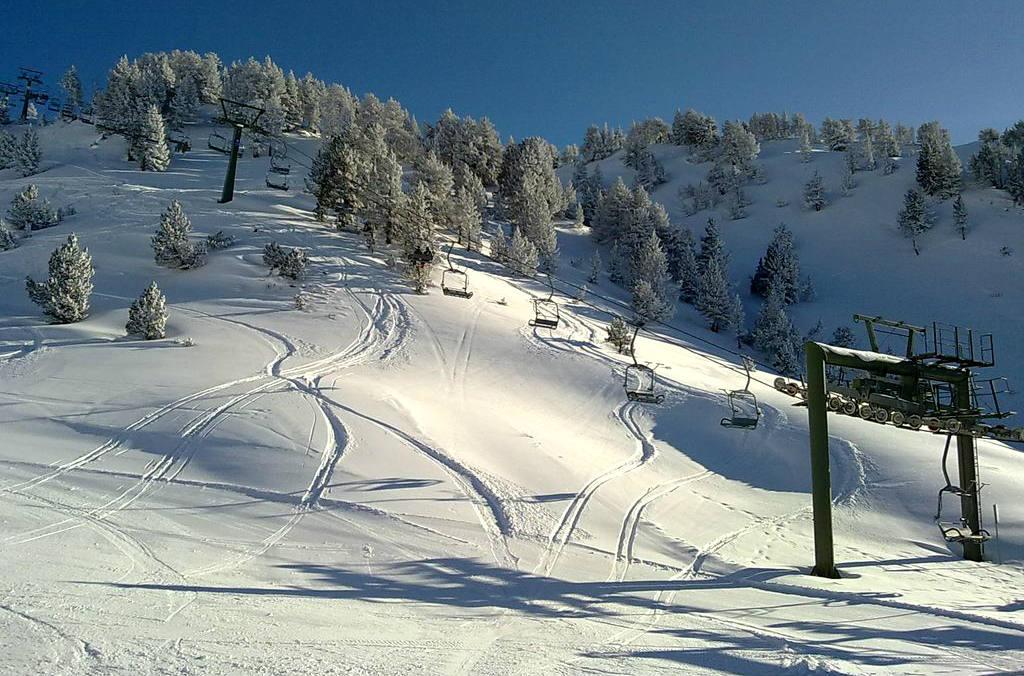 Natale sulla neve