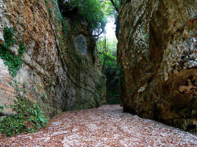 Canyon del Gargano