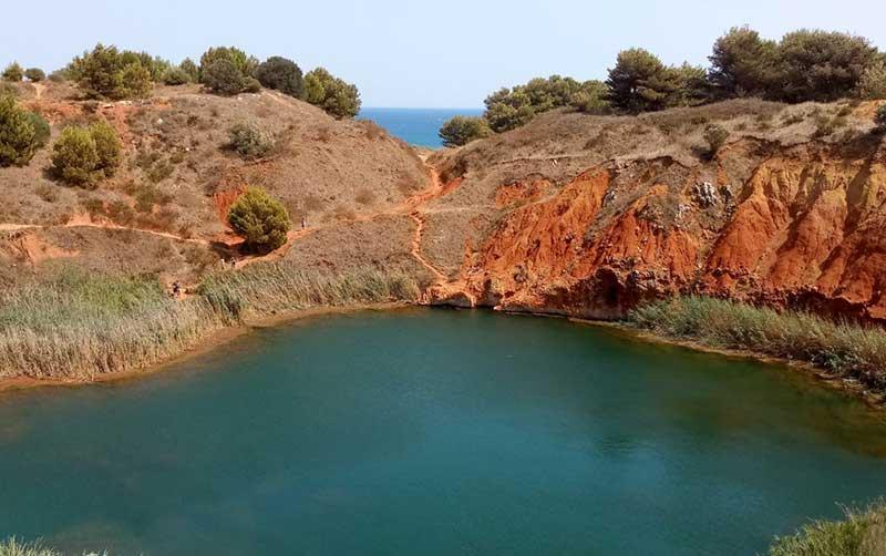 cava di bauxite Puglia