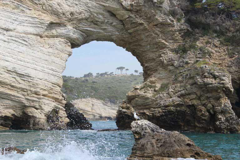 Arco di San Felice a Vieste