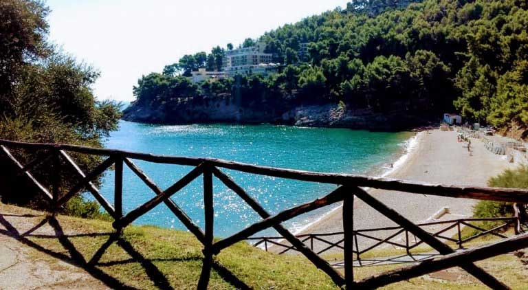 Spiaggia Pugnochiuso a Vieste
