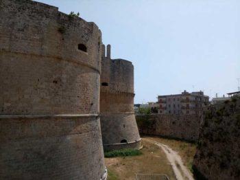 Torri Castello Aragonese di Otranto