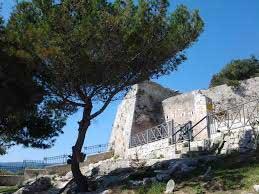 Il castello di Vieste