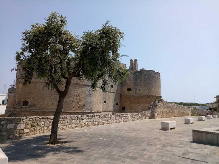 Città di Otranto il Castello