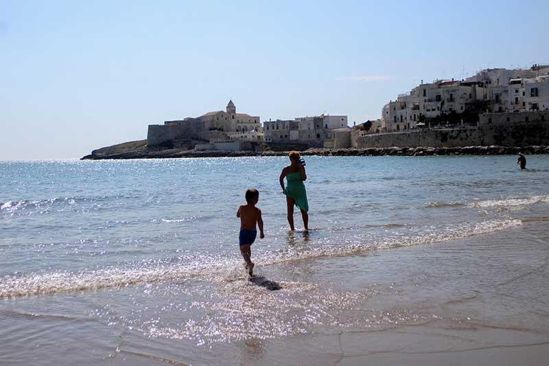 Spiagge Vieste