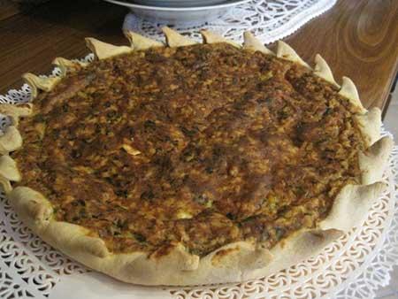 piatti tipici della Versilia