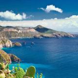 Isola Vulcano delle Eolie