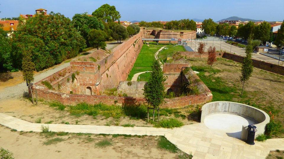 Mura cinquecentesche di Lucca