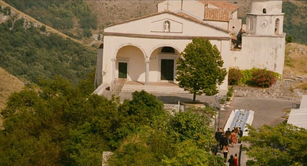 santuario San Biagio Maratea