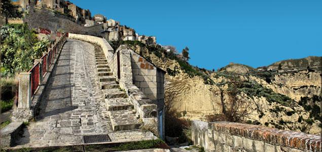 Castello di Tursi Basilicata coast to coast
