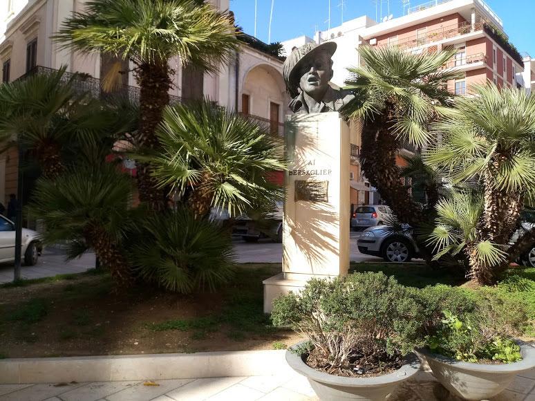 Monumento bersagliere di Brindisi