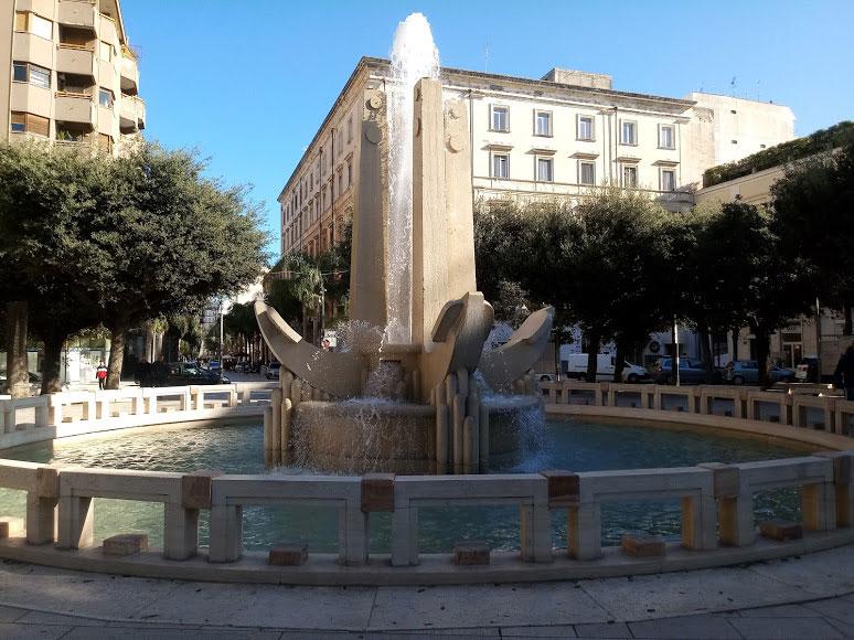 Piazza Cairoli Brindisi