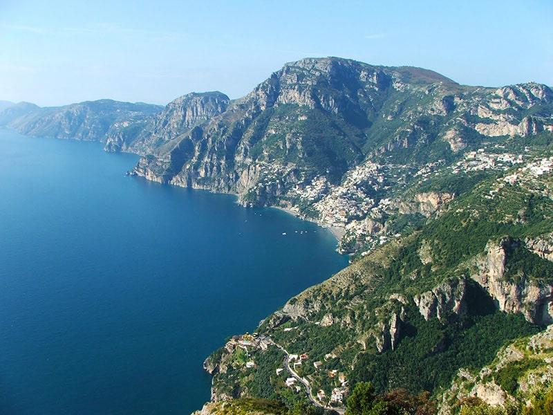Sentiero degli Dei Costiera Amalfitana