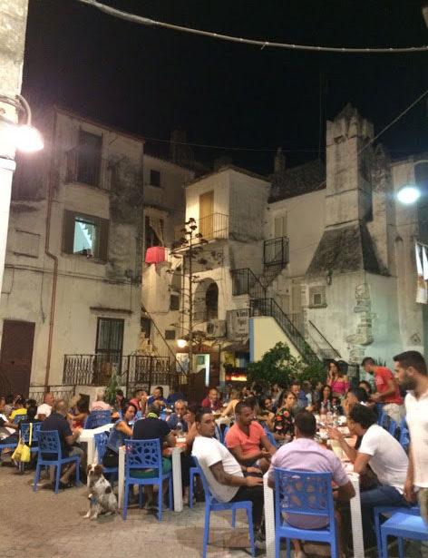 Rodi Garganico centro storico