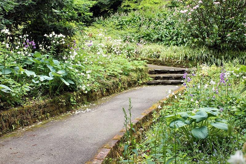 Villa Pamphilj e il giardino segreto