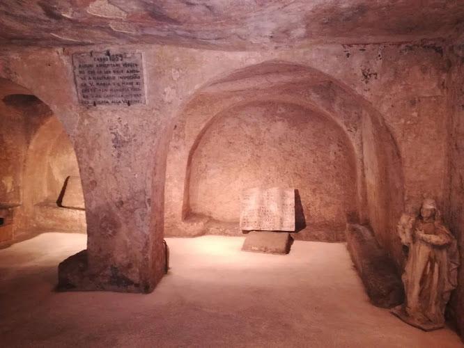 Cripta Santa Maria degli Amalfitani