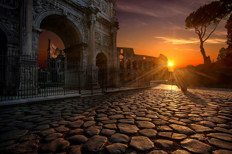 Arco costantinopoli