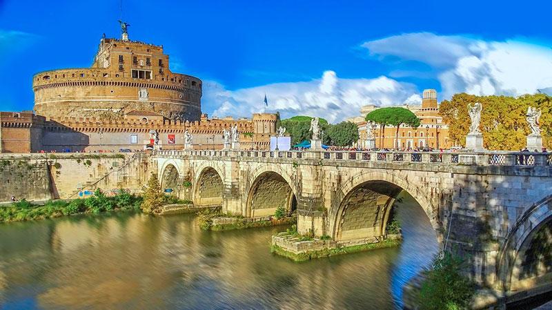Roma Castel Santì'Angelo