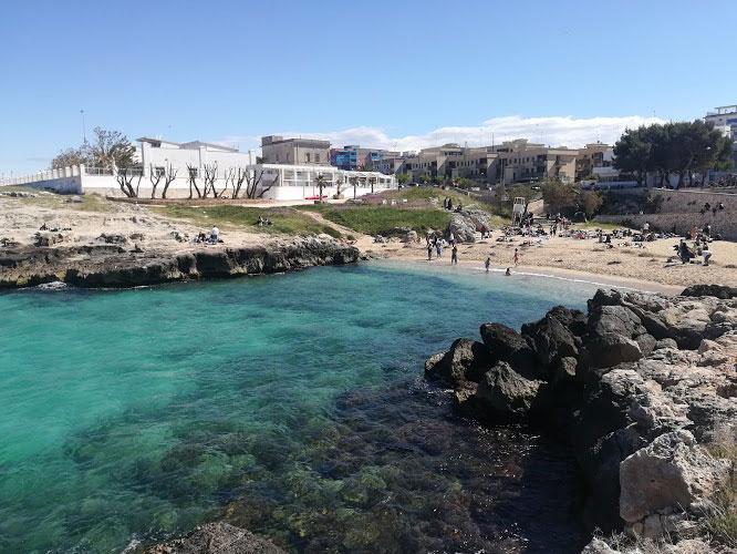 Spiaggia Porto rosso Monopoli