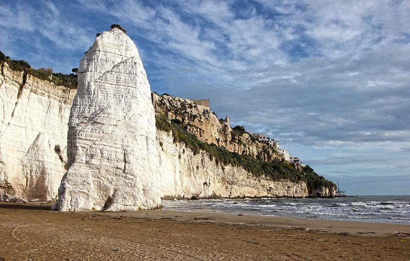 Vieste Spiaggia Pizzomunno