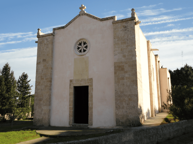 Chiesa San Nicola Specchia