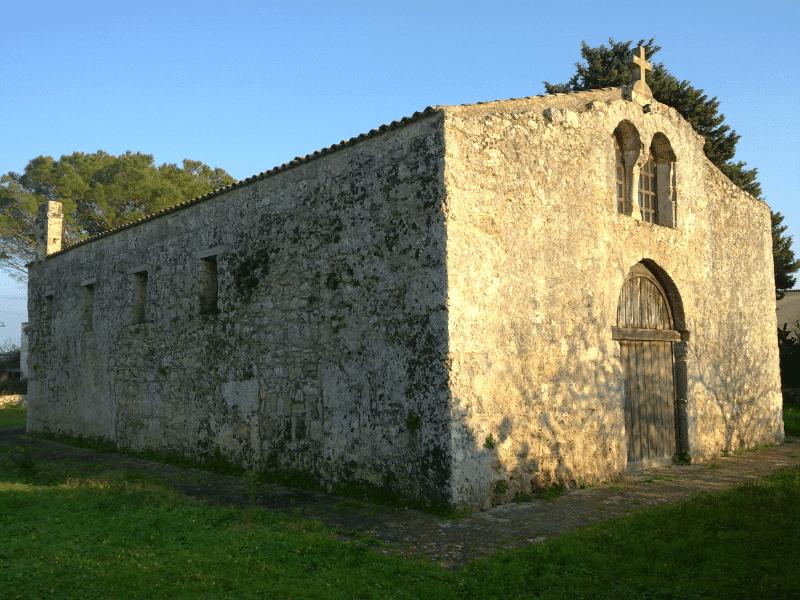 Chiesa Sant'Eufemia Specchia